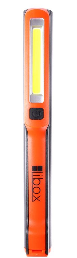 Latarka akumulatorowa warsztatowa LED LB0189 LIBOX