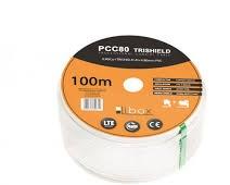 Kabel koncentryczny PCC80 100m LIBOX